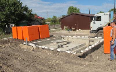 Газосиликатные блоки 200-300-600 мм