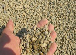 Щебень гравийный 5-20 мм